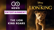 Lion King Roars Again