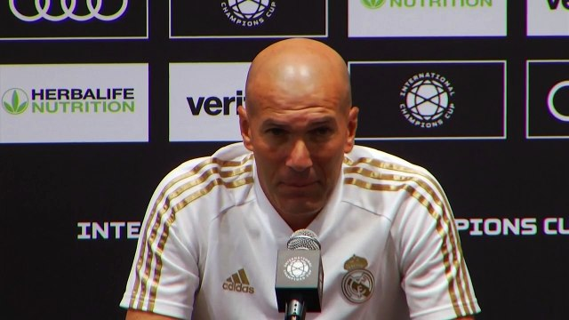 Zidane comments on speculation surrounding Bale and Pogba