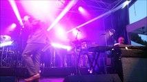 Concert d'Electro Deluxe à Lunéville
