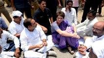 Sonbhadra Clash: Priyanka Insists On Meeting Victims' Families   OneIndia News
