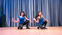lovely dance performance by these girls!