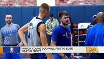 After LeBron_AD and Kawhi_Paul George, which NBA duo is 'next' _ The Jump