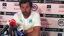 """OM : Alvaro Gonzalez """"est très content"""" d'arriver à Marseille, raconte André Villas-Boas"""
