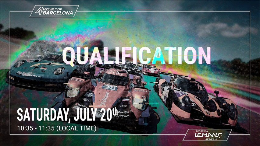REPLAY - 4 Hours of Barcelona 2019 - Qualifying Sessions