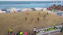 Le but de l'été en beach soccer