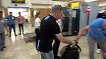 SPOR Trabzonspor Avusturya'ya gitti