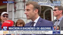 """Emmanuel Macron sur les retraites: """"Aujourd'hui le système est assez injuste"""""""