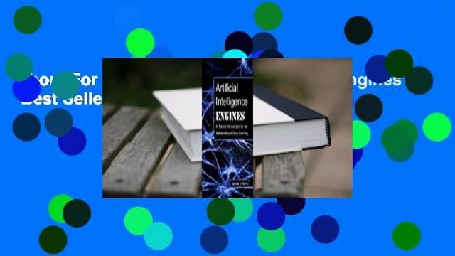 About For Books  Artificial Intelligence Engines  Best Sellers Rank : #2
