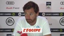 Villas-Boas «Alvaro est très fort dans les duels» - Foot - L1 - OM