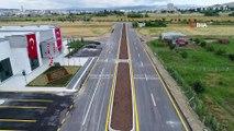 Ankara Büyükşehir Belediyesi'nden ilçe belediyelere asfalt desteği