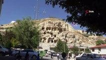 4 bin yıllık mağara havadan görüntülendi
