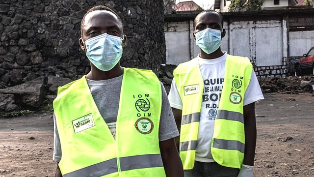 Global response to Ebola underfunded: UN