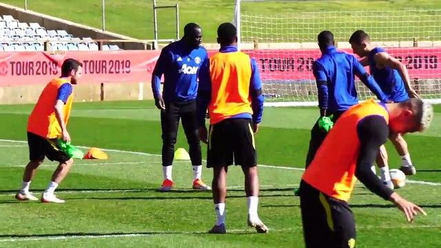 FILE: Man United turn down 60 million euro Inter bid for Lukaku - reports