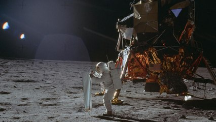 The most memorable moments from the Apollo 11 mission