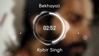 Bekhayali (8D AUDIO) - Kabir Singh | Shahid Kapoor, Kiara Advani | Sachet-Parampara