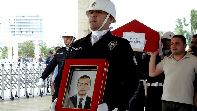 Iraqi Kurdish authorities identify suspect behind Erbil shooting