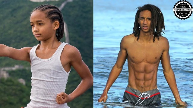 Jaden Smith - Transformation From 1 to 20 Years Old
