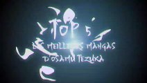 Les meilleurs mangas d'Osamu Tezuka