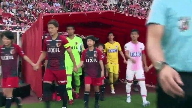 Kashima Antlers beat bottom club Sagan Tosu 2-1 in J.League