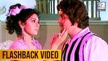 Sridevi & Rishi Kapoor's Dance Practice Video From The Movie Garajna