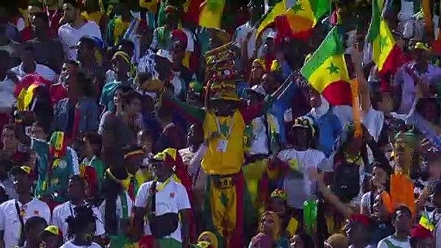 Résumé finale CAN2019 : Algérie 1 - 0 Sénégal