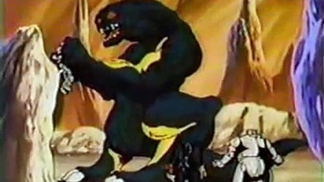 Inhumanoids S01E12 The Masterson Team