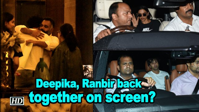 Deepika, Ranbir back together on screen?