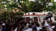 शीला दीक्षित का 81 की उम्र में कार्डियक अरेस्ट से निधन