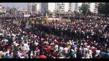 Les Algériens attendent l'arrivée des Fennecs à Alger pour célébrer la victoire de la Coupe d'Afrique des Nations