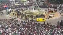 VIDÉO - CAN-2019 : l'Algérie accueille dans la liesse ses héros