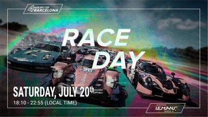 REPLAY - 4 Hours of Barcelona 2019 - RACE
