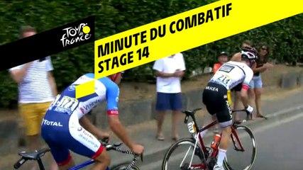 La minute du combatif Antargaz - Étape 14 - Tour de France 2019