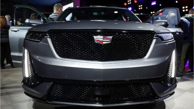 Cadillac Cars Can Now Pay For Parking From Their Dashboard