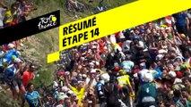 Résumé - Étape 14 - Tour de France 2019