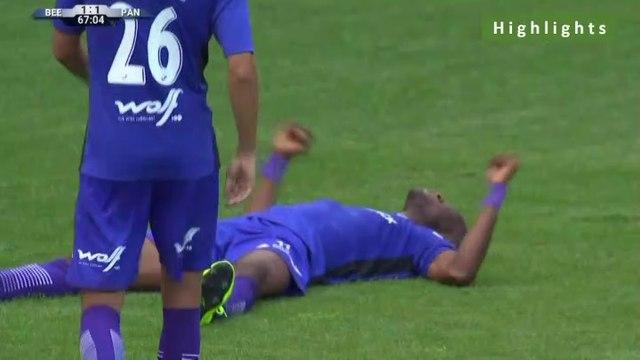 2-1 Placca Fessou Goal - Beerschot VA 2 - 1 Panathinaikos - 20.07.2019