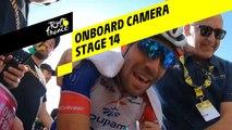 Onboard camera Emotions - Étape 14 / Stage 14 - Tour de France 2019