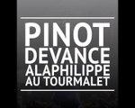 Pinot devance Alaphilippe au Tourmalet