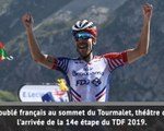 Tour de France - Pinot devance Alaphilippe au Tourmalet