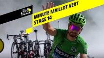 La minute Maillot Vert ŠKODA - Étape 14 - Tour de France 2019