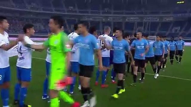 Rafa Benitiez's ten man Dalian snatch 3-3 draw away to Tianjin Teda in CSL