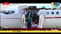 CAN-2019 : l'Algérie accueille dans la liesse ses héros