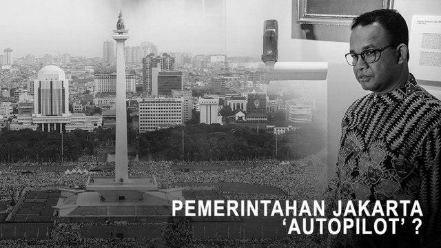 Highlight Prime Talk - Pemerintahan Jakarta 'Autopilot' ?