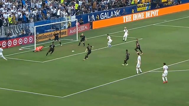 Los Angeles Galaxy 3  -  2 Los Angeles FC Összefoglaló Highlights Melhores Moments Resumes Goles