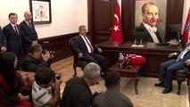 ANKARA Mehmet Aktaş Emniyet Genel Müdürlüğü görevini teslim aldı