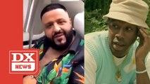 "Tyler, The Creator Finally Addresses DJ Khaled Billboard 200 Controversy- ""No Disrespect"""