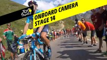Onboard camera - Étape 14 / Stage 14 - Tour de France 2019