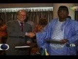 ORTM Signature d'une convention entre le Mali et le Brésil Visant à renforcer le potentiel des sols en zone cotonnière du Mali