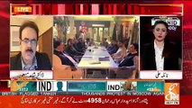 Shahid Masood Response On PM Imran Khan's Recent Statement On Accountibility In His Own Party..