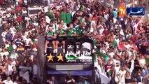 Champions : La parade des Verts