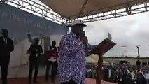 Depuis Yopougon Assoa Adou demande à Ouattara de réclamer le retour de Gbagbo au pays